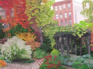 """""""Red Wall @ 6BC, fall 2010"""